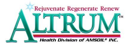 ALTRUM Health Division of AMSOIL! Shop Now!
