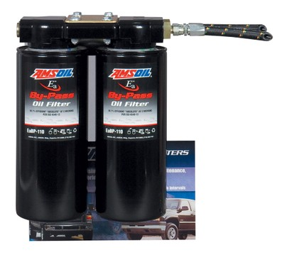 Dual-Guard By-Pass Oil Filter