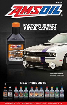 AMSOIL Canadian Retail Product Catalog