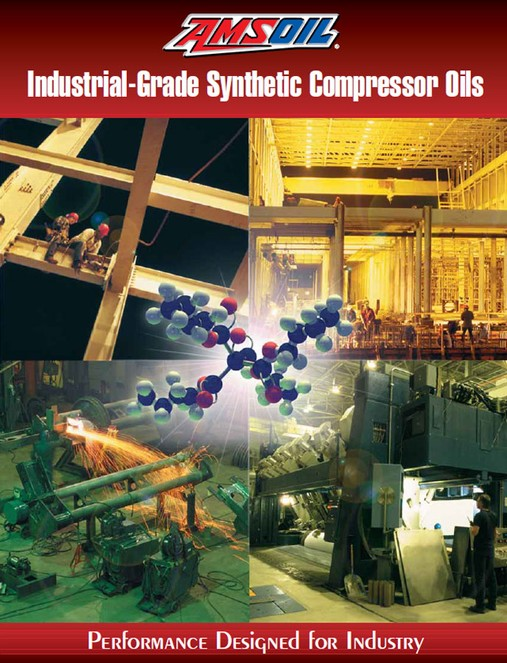 Industrial-Grade Synthetic Compressor Oils