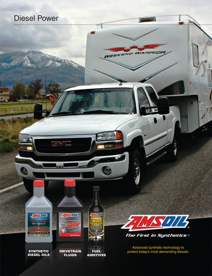 The Best fluids and greases for towing