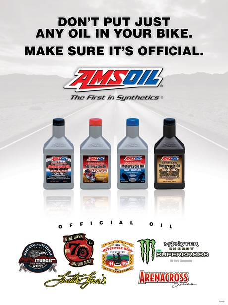Oils for Power Sports