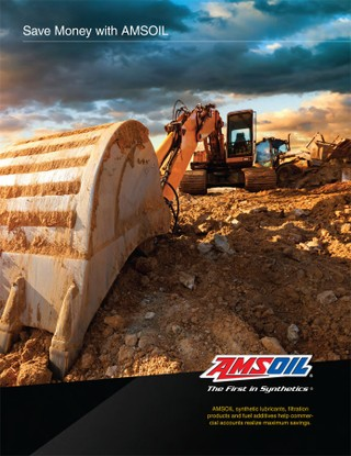 Select Synthetic Lubricants for the Construction Equipment