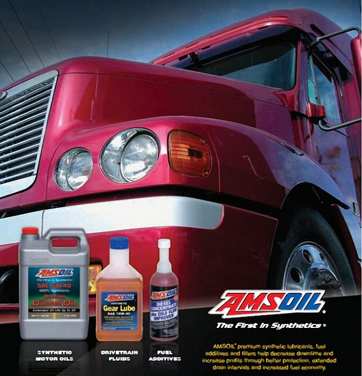 Oils, Fluids, Greases and Filters for Big Trucks