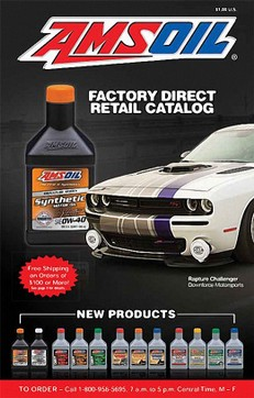 AMSOIL American Retail Product Catalog