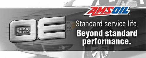 Benefits of a high-quality AMSOIL synthetic motor oil